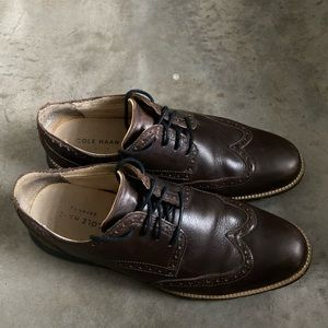 Men's Cole Haan Leather Oxfords